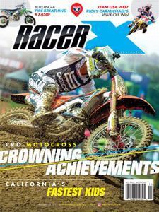 Racer X Illustrated - November 2018