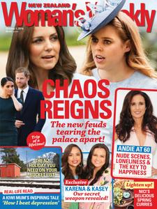 Woman's Weekly New Zealand - October 01 2018