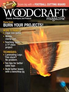 Woodcraft Magazine - October-November 2018