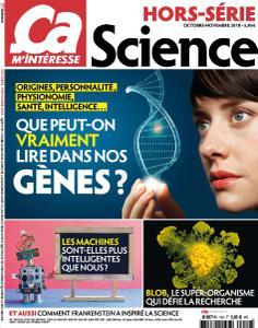 Ça M'Intéresse Hors-Série Science - Octobre-Novembre 2018