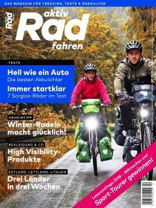 Aktiv Radfahren - November-Dezember 2018