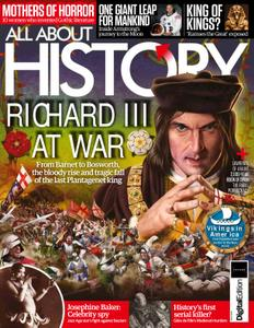 All About History – November 2018