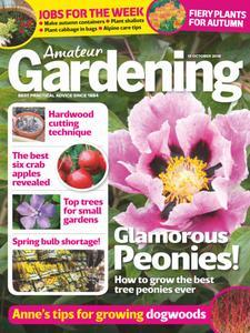 Amateur Gardening - 23 October 2018