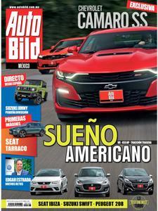 Auto Bild México - octubre 2018