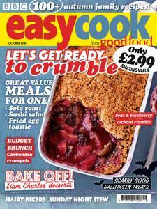 BBC Easy Cook UK - October 2018