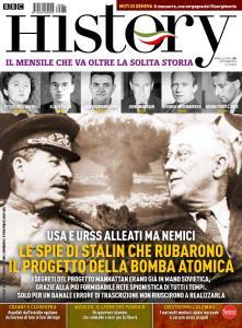 BBC History Italia N.89 - Settembre 2018