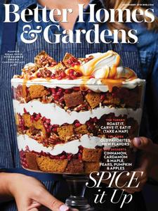 Better Homes & Gardens USA - November 2018