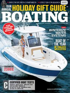 Boating - November 2018