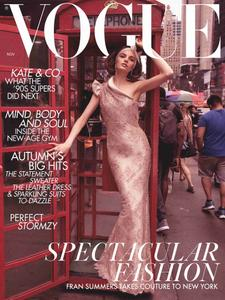 British Vogue - November 2018