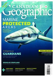 Canadian Geographic – November 2018