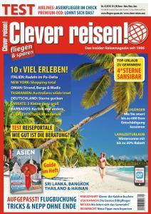 Clever Reisen - November 2018 - Januar 2019