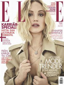 Elle Sweden – November 2018