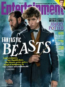 Entertainment Weekly - October 25, 2018