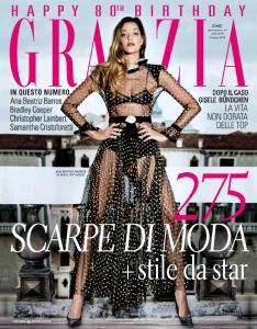 Grazia Italia - 4 Ottobre 2018