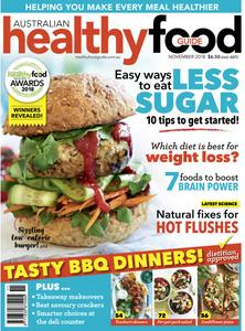 Healthy Food Guide - November 01, 2018