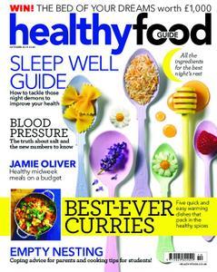 Healthy Food Guide UK – October 2018