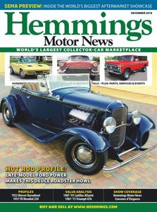Hemmings Motor News - December 2018