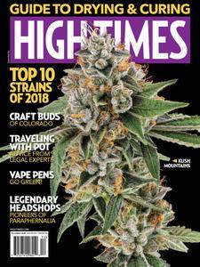 High Times - December 2018
