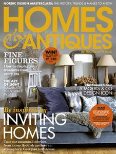 Homes & Antiques - November 2018