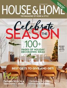 House & Home - November 2018