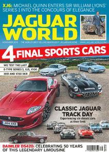Jaguar World – December 2018