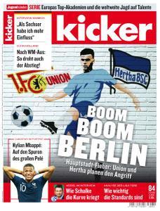 Kicker - 15 Oktober 2018