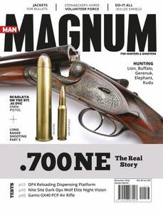 Man Magnum - November 2018