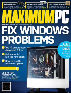 Maximum PC - November 2018