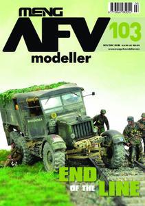 Meng AFV Modeller – November/December 2018