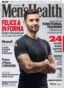 Men's Health Italia - Aprile 2018