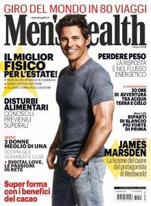 Men's Health Italia - Giugno 2018