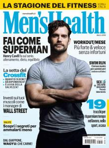 Men's Health Italia - Marzo 2018