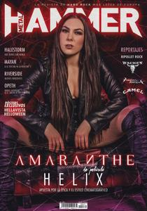 Metal Hammer España - octubre 2018