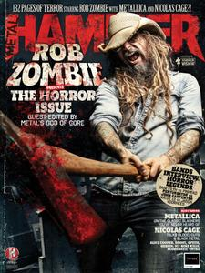 Metal Hammer UK - November 2018