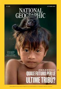 National Geographic Italia - Ottobre 2018