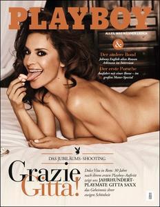Playboy Germany - November 2018