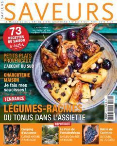 Saveurs France - Octobre-Novembre 2018