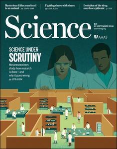 Science - 21 September 2018
