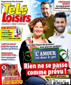 Télé Loisirs - 15 Octobre 2018