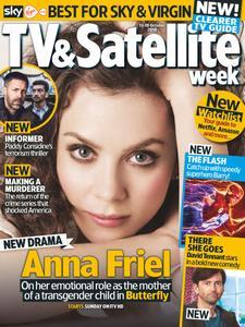 TV & Satellite Week - 13 October 2018