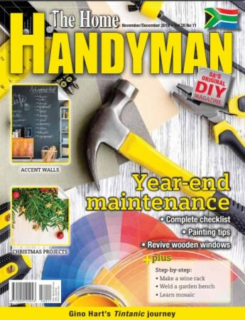The Home Handyman - November-December 2018