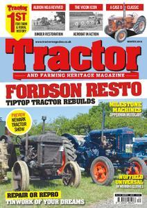 Tractor & Farming Heritage Magazine – December 2018