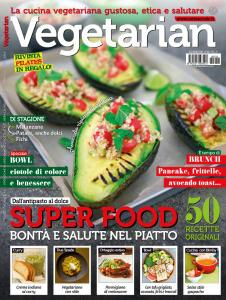 Vegetarian N.18 - Settembre-Ottobre 2018