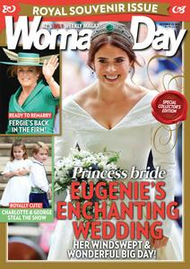 Woman's Day New Zealand - October 22, 2018