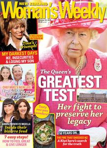 Woman's Weekly New Zealand - October 22, 2018