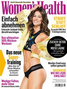 Women's Health Germany - Oktober 2018