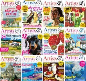 Artists & Illustrators – Full Year 2018 Collection