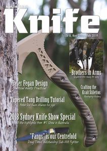 Australian Knife - November 2018