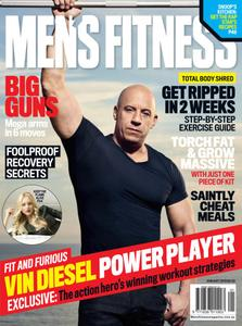Australian Mens Fitness - January 2019