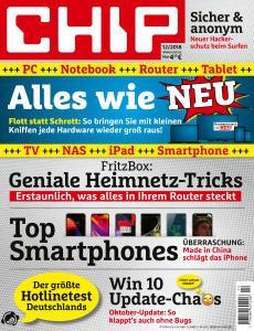 Chip Germany - Dezember 2018
